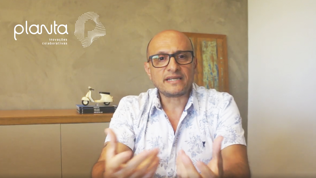 Bate papo com Cláudio, designer e empreendedor!