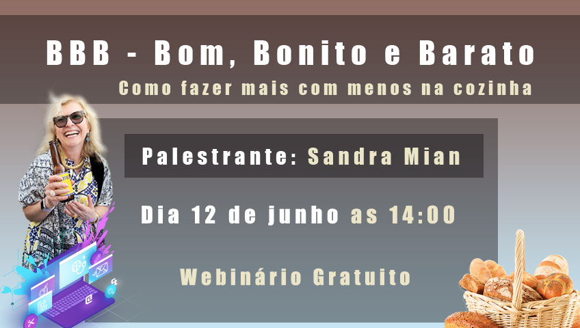 BBB BOM BONITO E BARATO