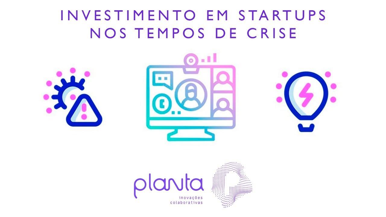 Investimento em startups nos tempos de crise – Finep